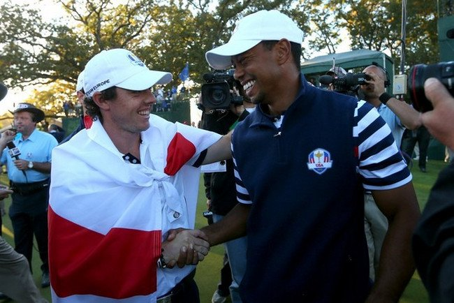 Ryder Cup valores