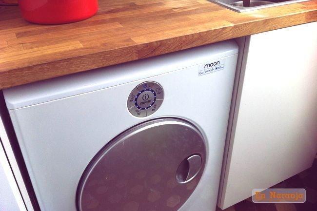 ahorro electrodomésticos cocina - lavadora