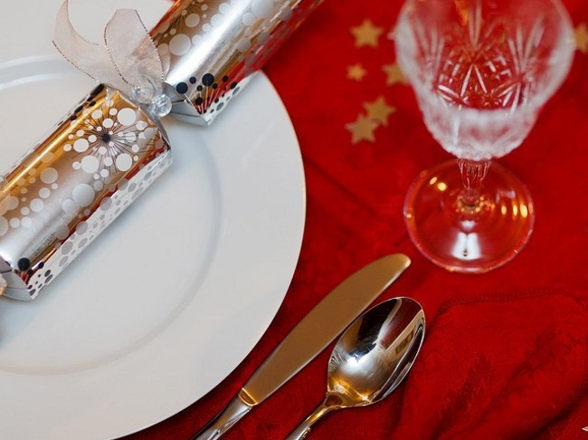 Comer o cenar fuera de casa por Navidad