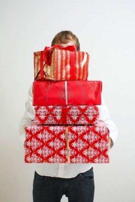 Ahorrar en los regalos de las compras navideñas
