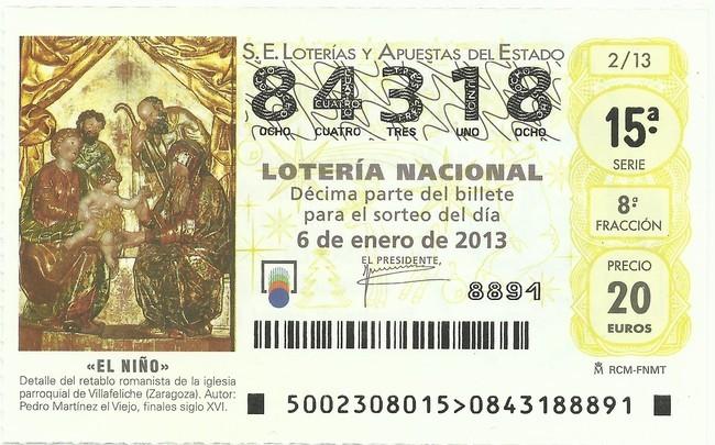 Nuevo impuesto en la Lotería