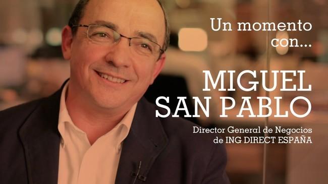 Entrevista a Miguel San Pablo