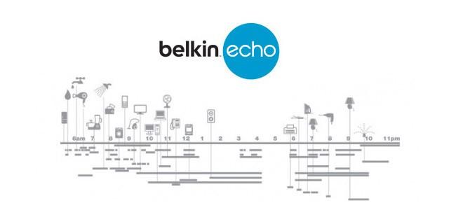Belkin echo - 3