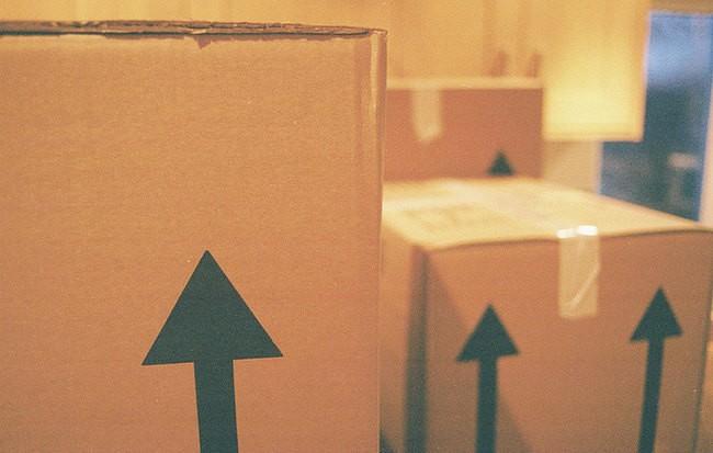 Como hacer una mudanza del hogar y no morir en el intento