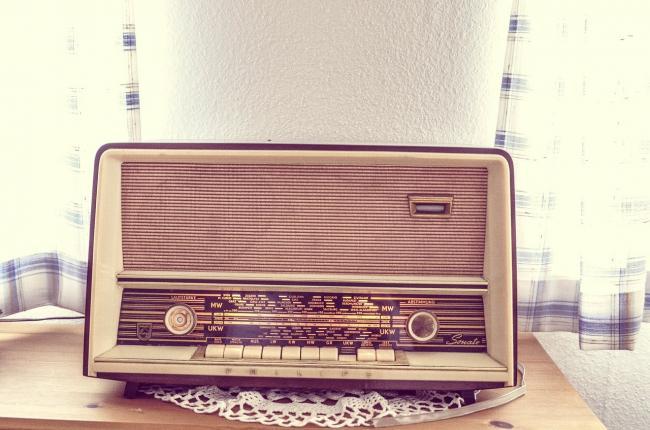 Radio en inglés