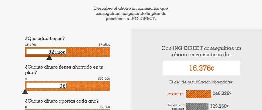 Descubre cu nto puedes ahorrar en comisiones traspasando for Simulador hipoteca ing
