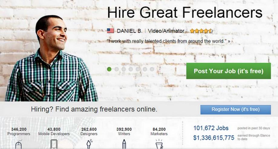 Elance - Proyectos y Profesionales Freelance