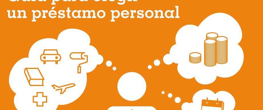 Como elegir un prestamo personal