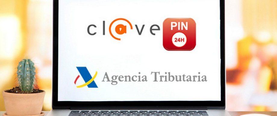 PIN24H Agencia Tributaria