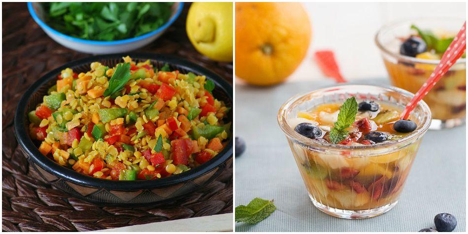 35 recetas de tupper para comer bien y variado en la for Taper de comida