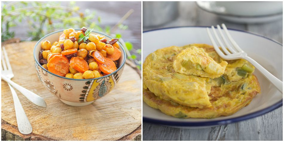35 recetas de tupper para comer bien y variado en la for Que hacer para comer