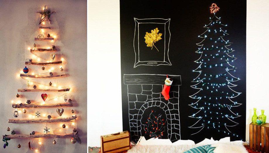 17 ideas diy para decorar tu casa en navidad por muy poco - Adornos navidenos casa ...