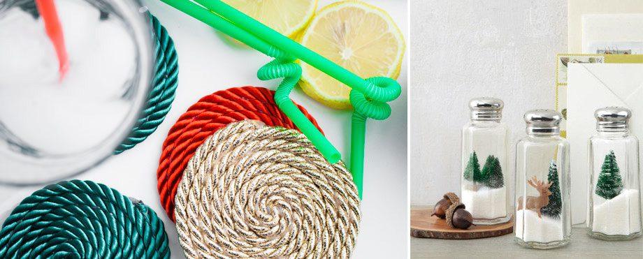 17 ideas DIY para decorar tu casa en Navidad por muy poco ...