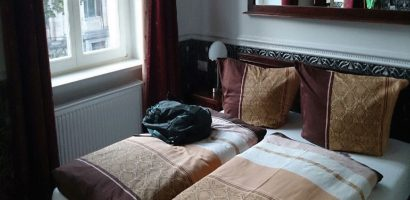 alojamiento turístico gratuito