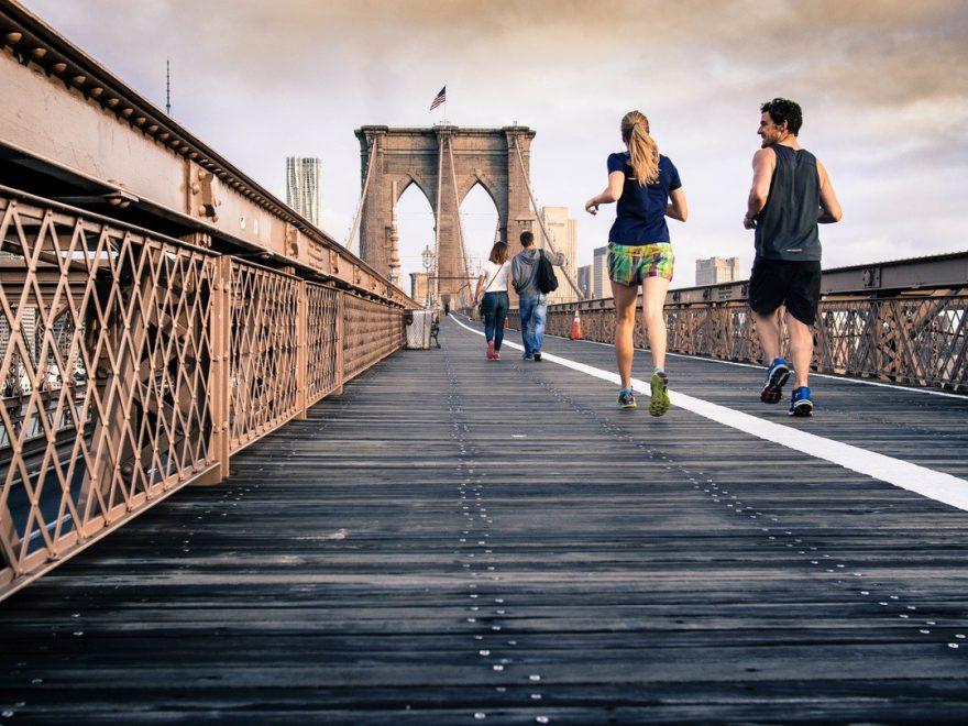 running y ahorro