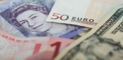 Cambiar moneda extranjera