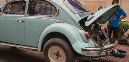 Mantenimiento de un Escarabajo