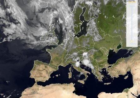 Meteorología y superordenadores
