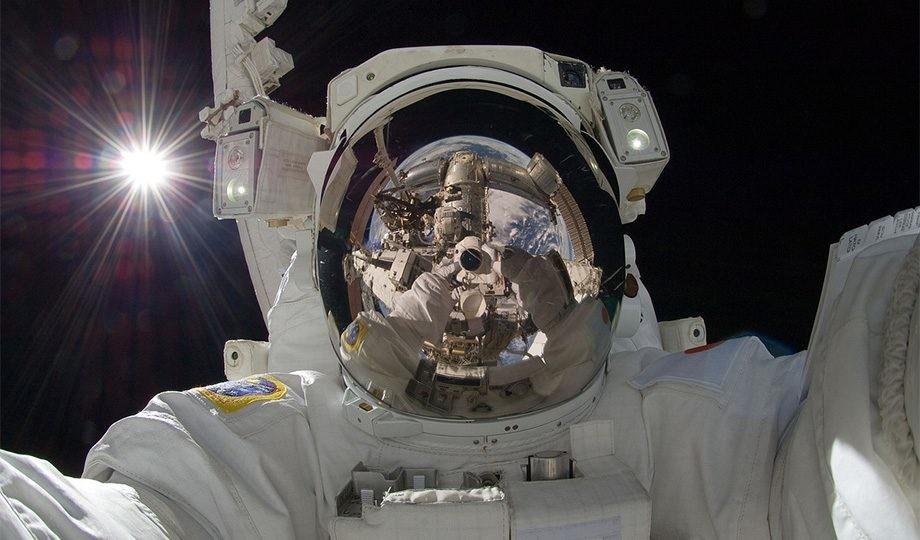 La primera escafandra para astronautas se diseñó en 1935
