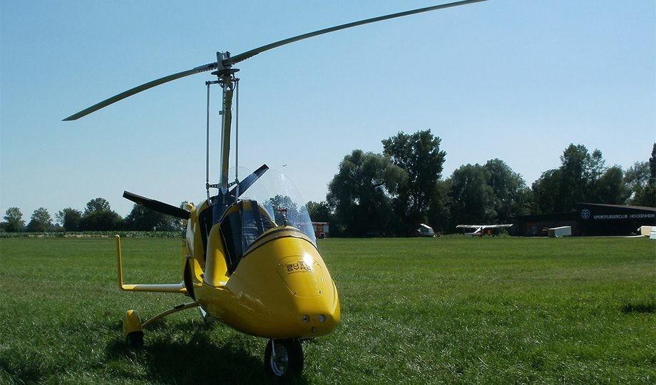 El desarrollo del helicóptero moderno empezó en España en 1920