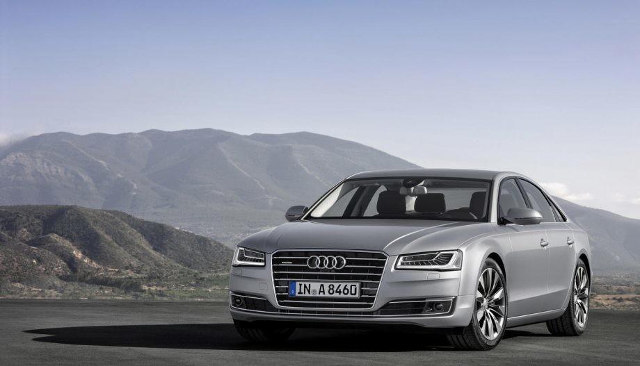 El Audi A8
