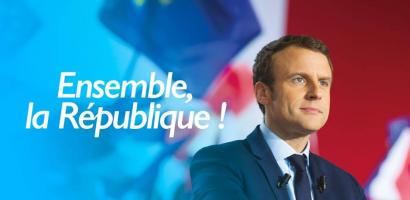 Macron gana las elecciones en Francia a Le Pen