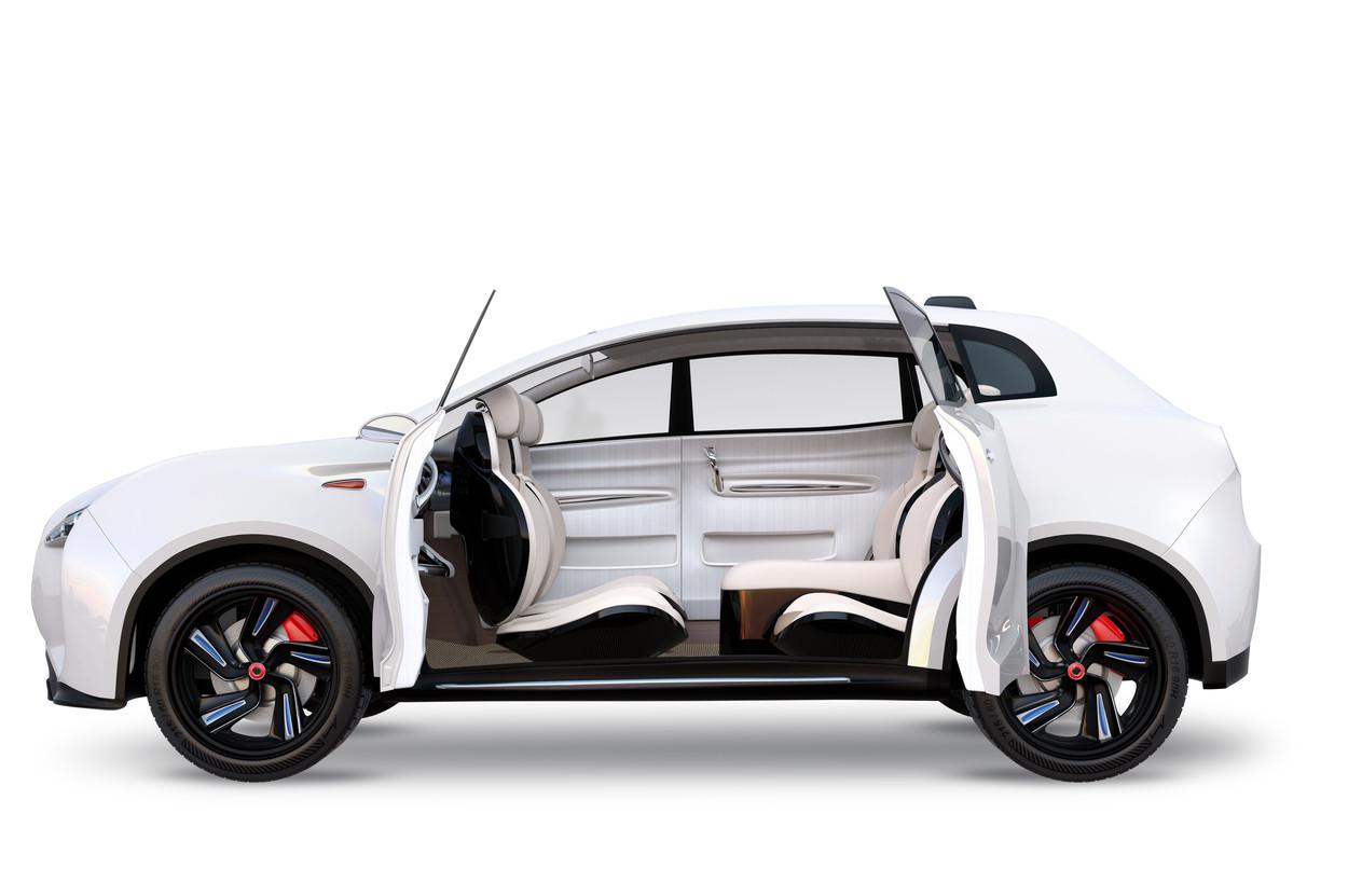 vehículos autónomos coche