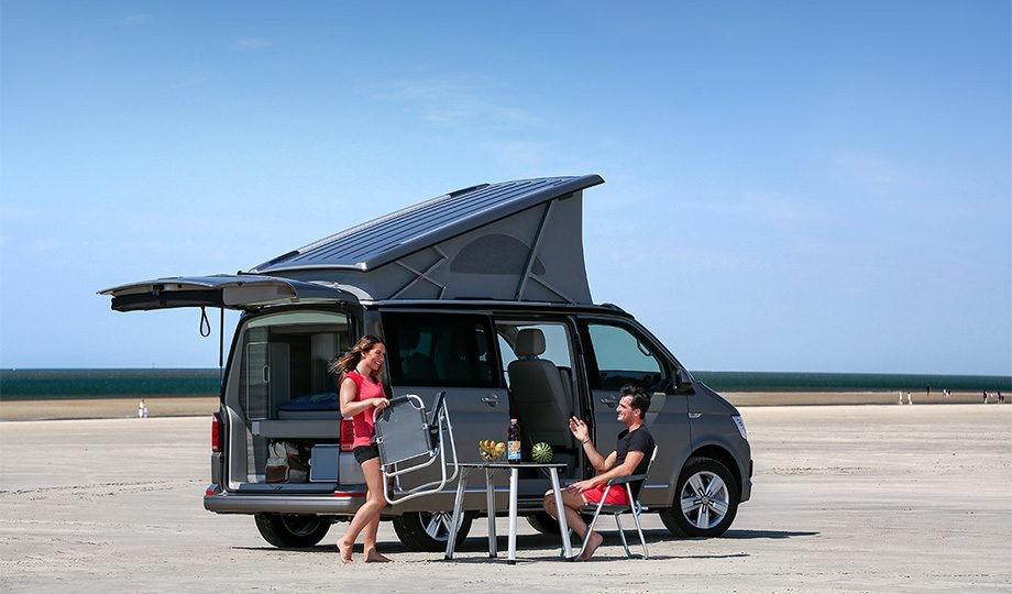 Autocaravanas para viajar: compactas