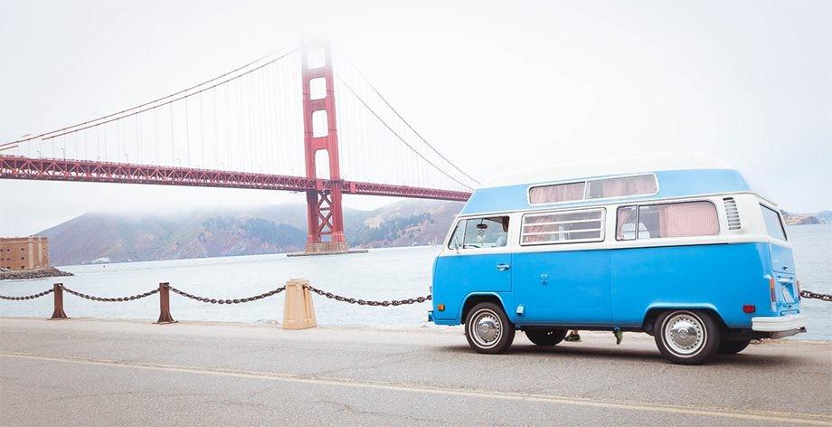Autocaravanas para viajar: vintage