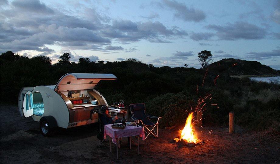 Autocaravanas para viajar: minimalistas