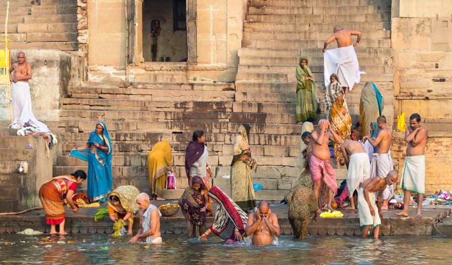 viajar solo india
