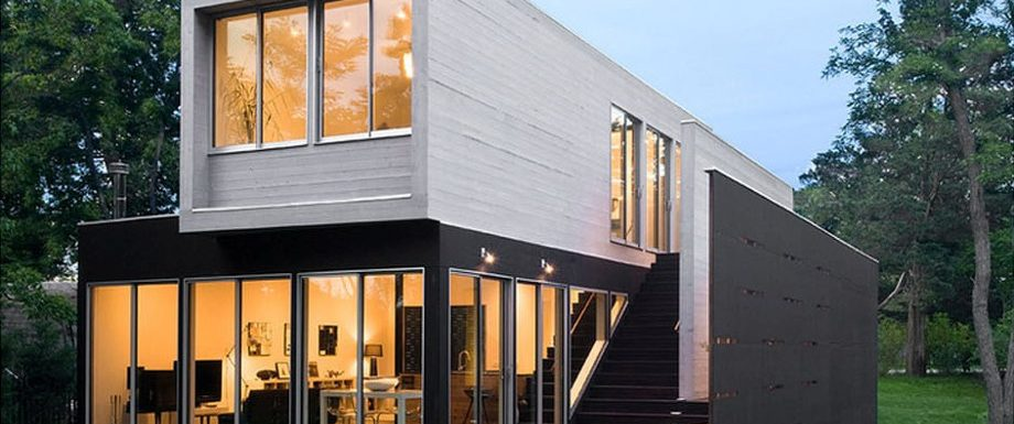 Casas construidas en contenedores estas son sus ventajas - Casas prefabricadas de contenedores ...