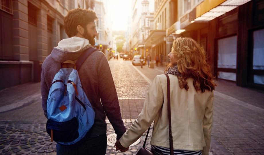 San Valentin viajes