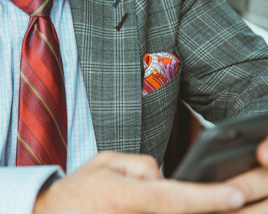el indice de las corbatas