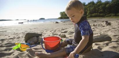 mejores playas familia