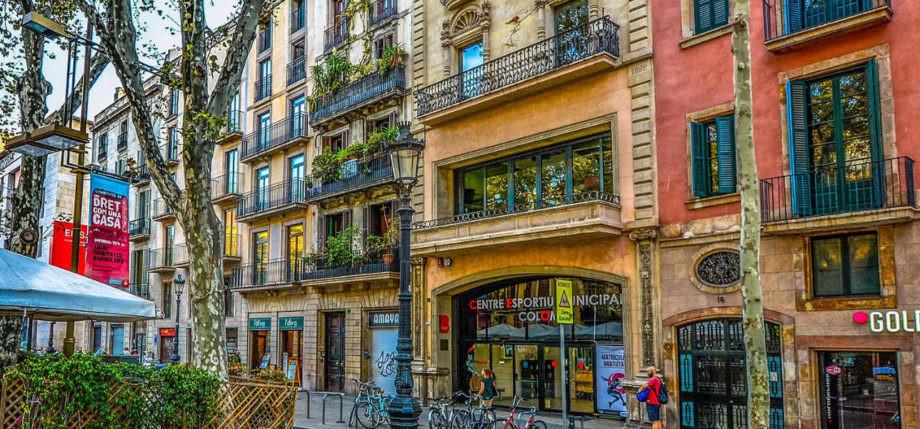 Gentrificación en Barcelona