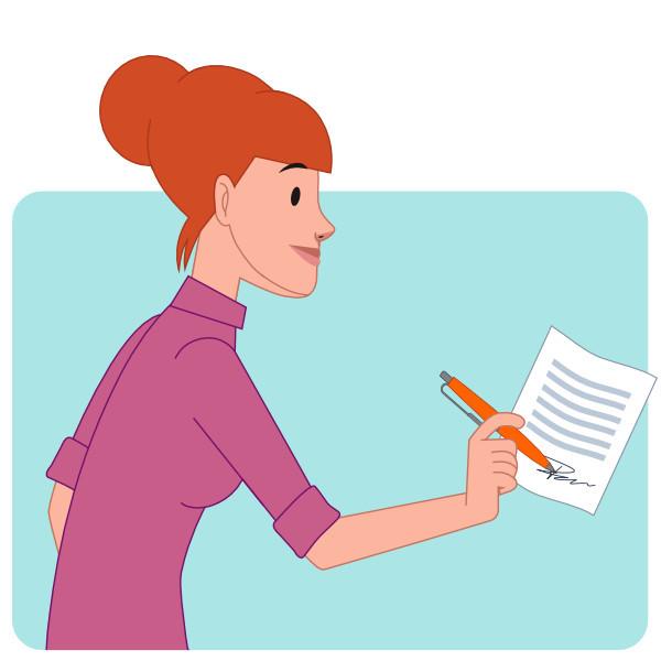 Firma compraventa notario