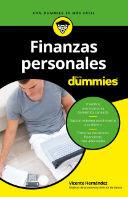 libro finanzas personales dummies