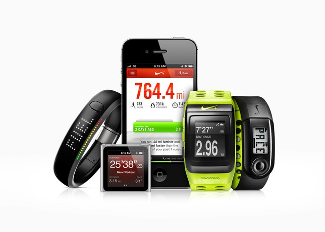 Nike tecnología