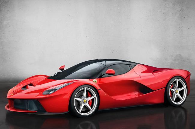 LaFerrari foto de Ferrari