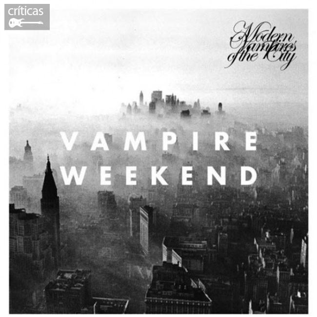 Modern Vampires of the City de Vampire Weekend