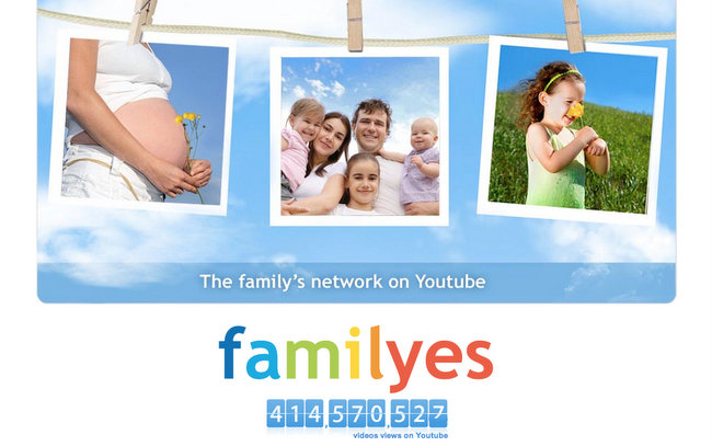 Familyes youtube