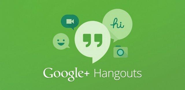 Hangouts Google Plus