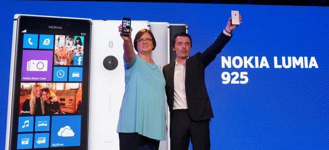 Nokia presentación Lumia 925