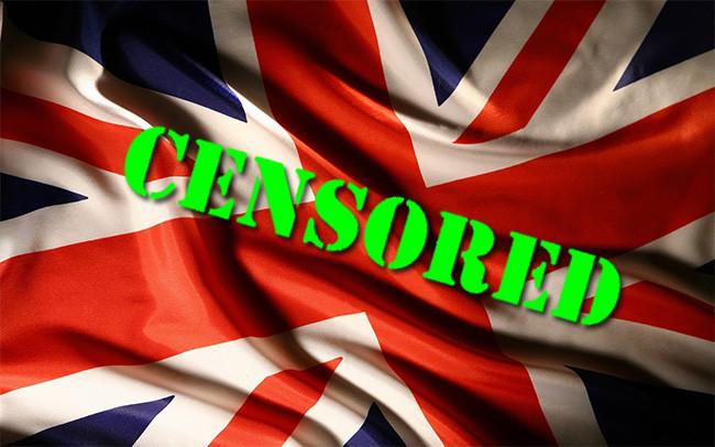 Reino Unido censura