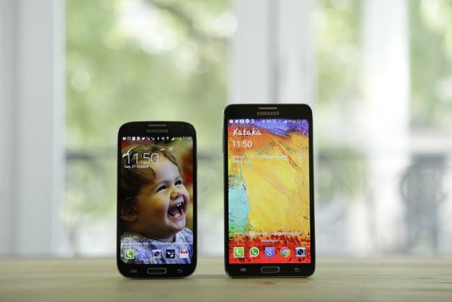 Note 3 Vs Galaxy S4