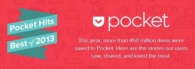 Lo mejor de Pocket