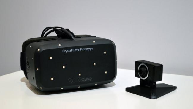Oculus Rift Cristal cove
