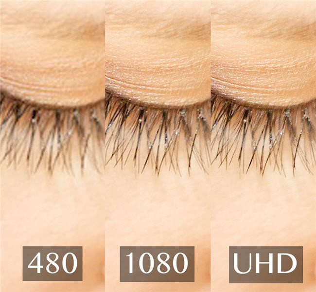 UHD Vs 1080