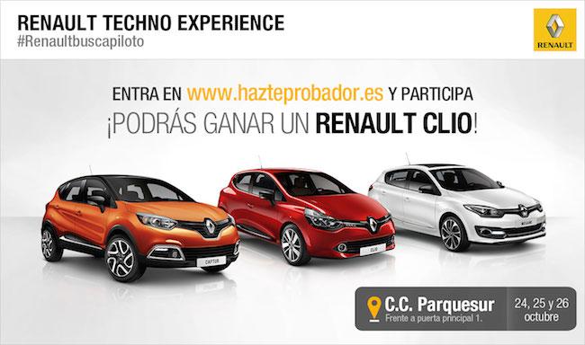 Renault hazte probador